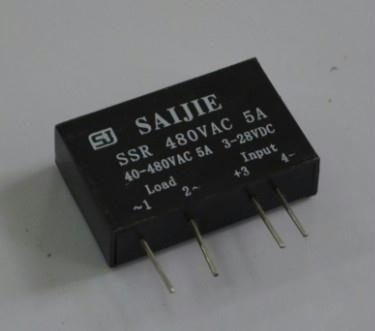 SSR-480VAC 5A
